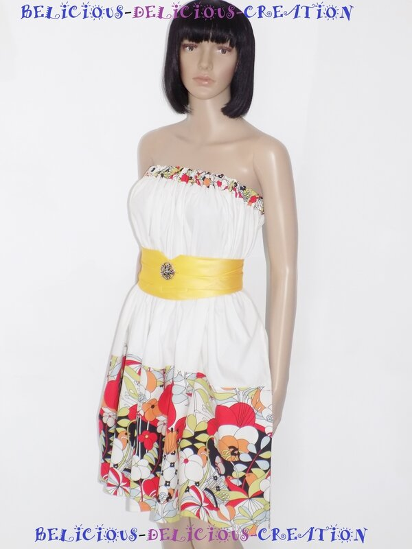 dress abbey road white b