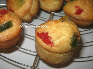 Cakes aux fruits confits 008