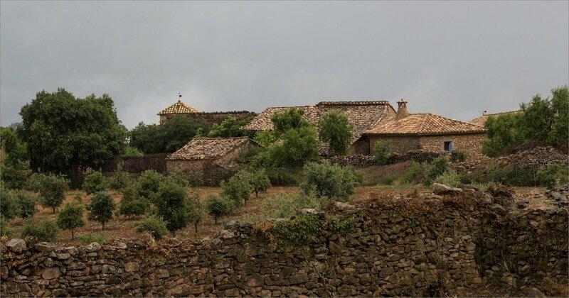 Haut Aragon juin 2017 J4 Guara pluie GA 9 San Pelegrin