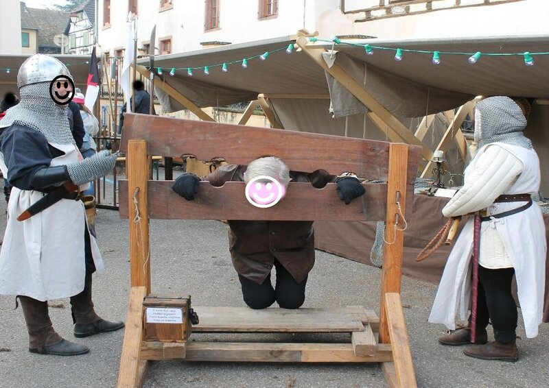 MARCHE NOEL MEDIEVAL RIBEAUVILLE 024