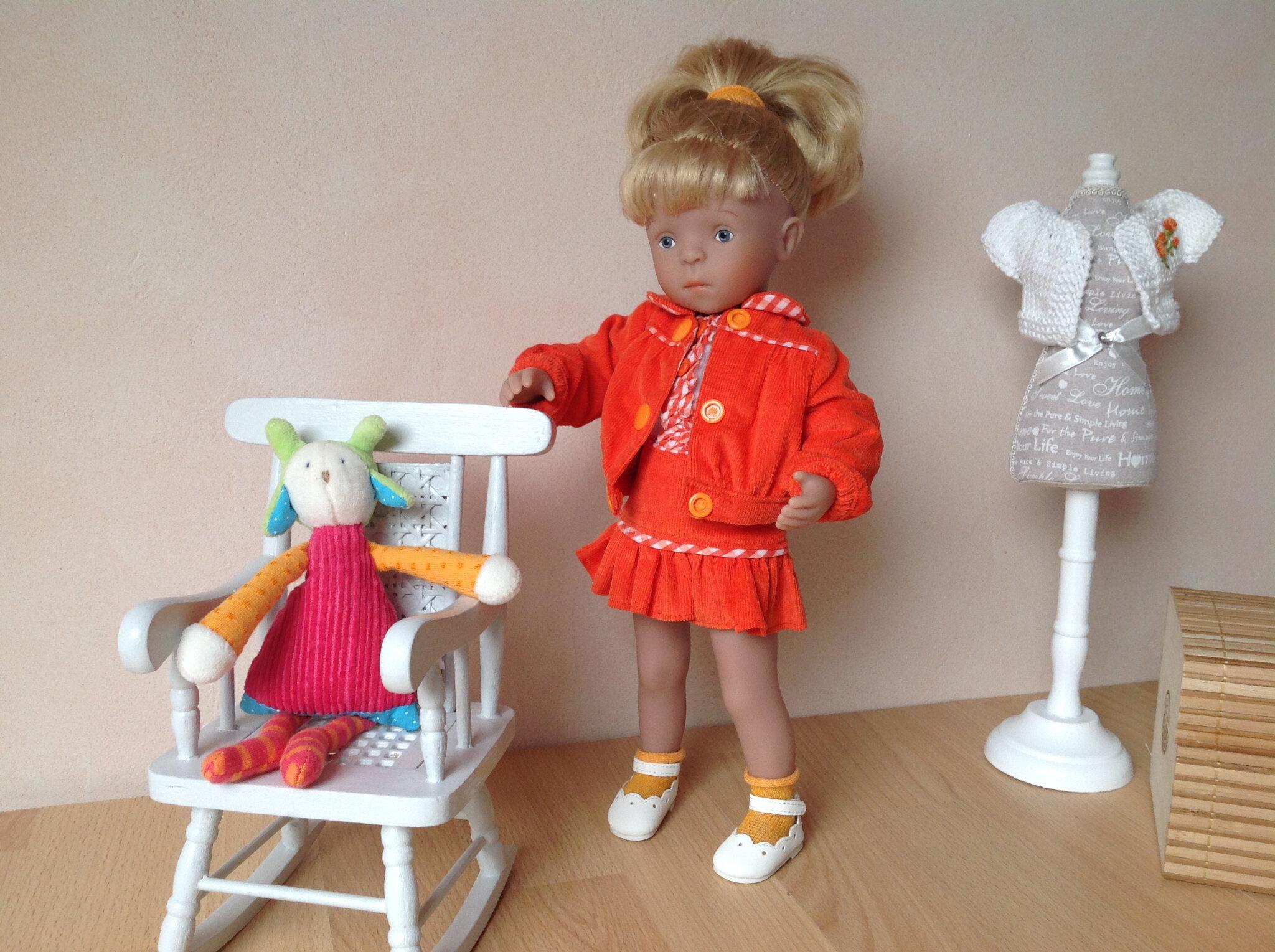 Natacha aussi veut vous montrer une nouvelle tenue
