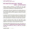 017 Info voyageurs - Perturbations Ligne P (091113)