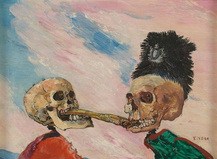 9b05cdd7e07fecbd8de23a676cb5c40f--james-ensor-beaux-arts