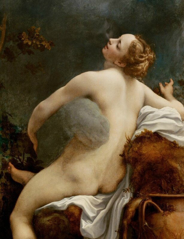 Io et Zeus - 1530 - Le Corrège