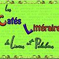 Prochain café littéraire