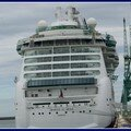La poupe du Jewel of the seas