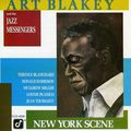 Art Blakey And The Jazz Messengers - 1984 - New York Scene (Concord Jazz)