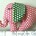 Doudou lphant Au pays des Cactus