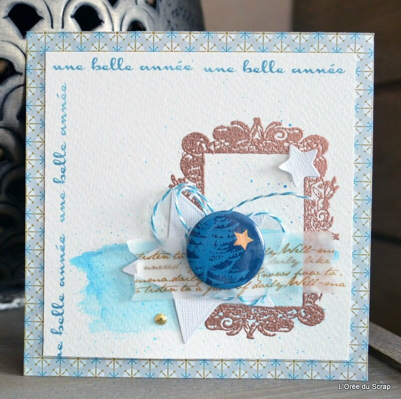 carte voeux sketch blogorel loreeduscrap