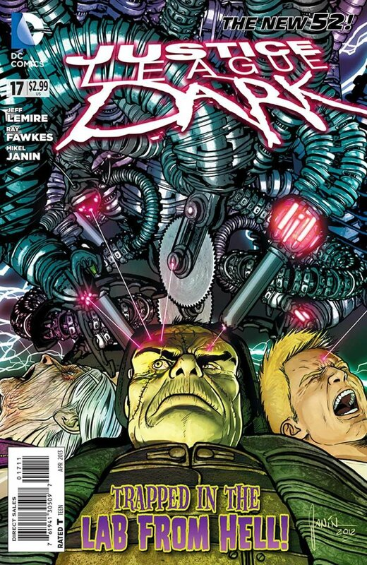 justice league dark 17