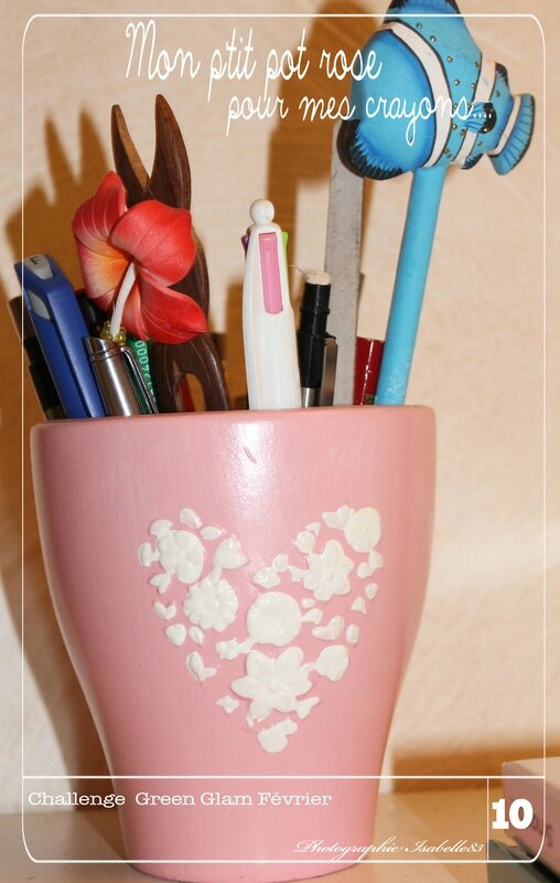 10 - Pot crayon rose by isabelle83bis
