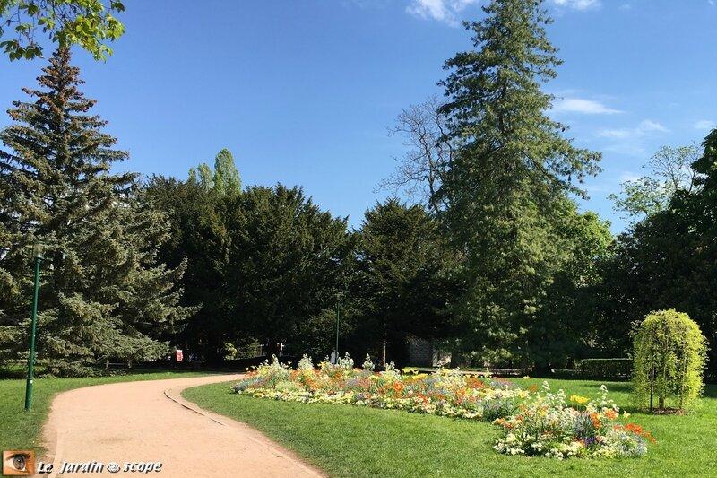 Nancy - Parc de la Pépinière Royale