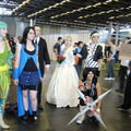 Cosplay de groupe