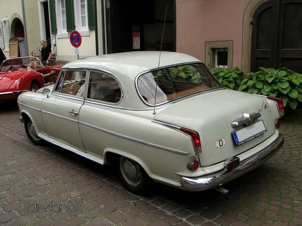 borgward isabella ts berline 1960 b