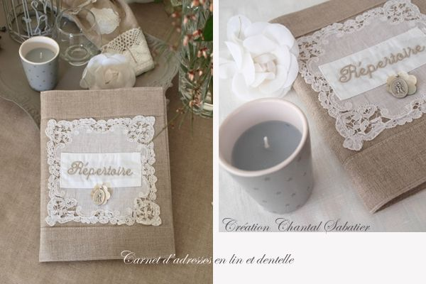 carnet en lin creation chantal sabatier 3