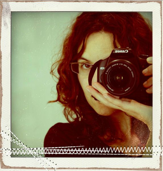 portrait polaroïd