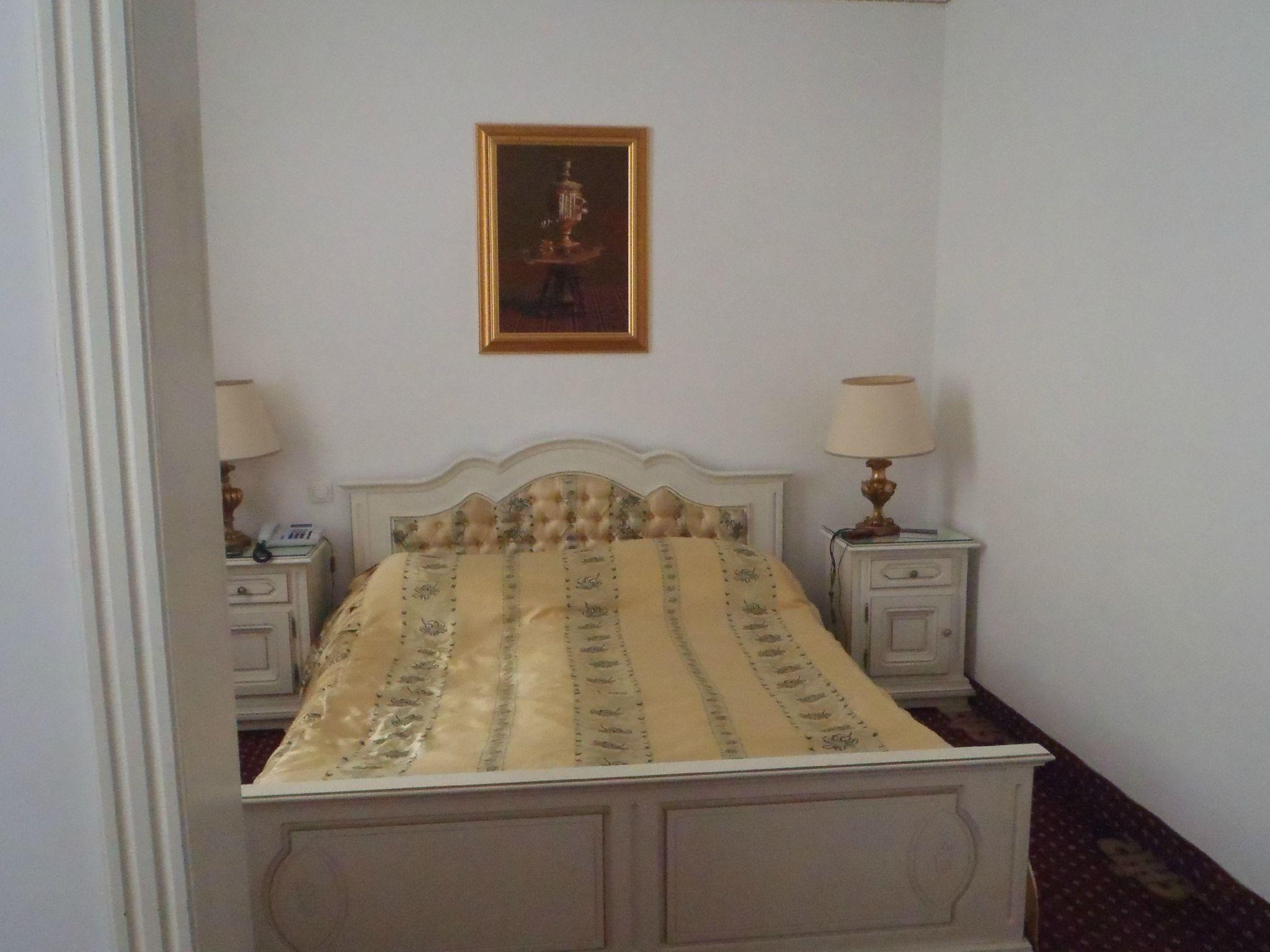 roumanie - sibiu - chambre à l'impératul