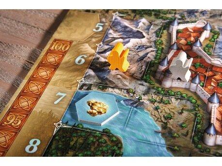 Boutique jeux de société - Pontivy - morbihan - ludis factory - Odyssée land plateau