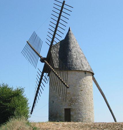 Moulin à vent CUQ