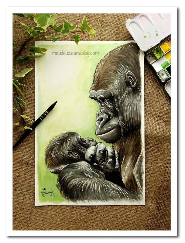maman gorille2 - blog