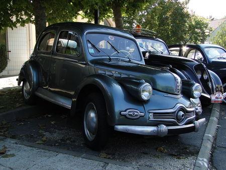 PANHARD Dyna X 1947 1953 A la Recherche des Autos Perdues Guermantes 2009 1