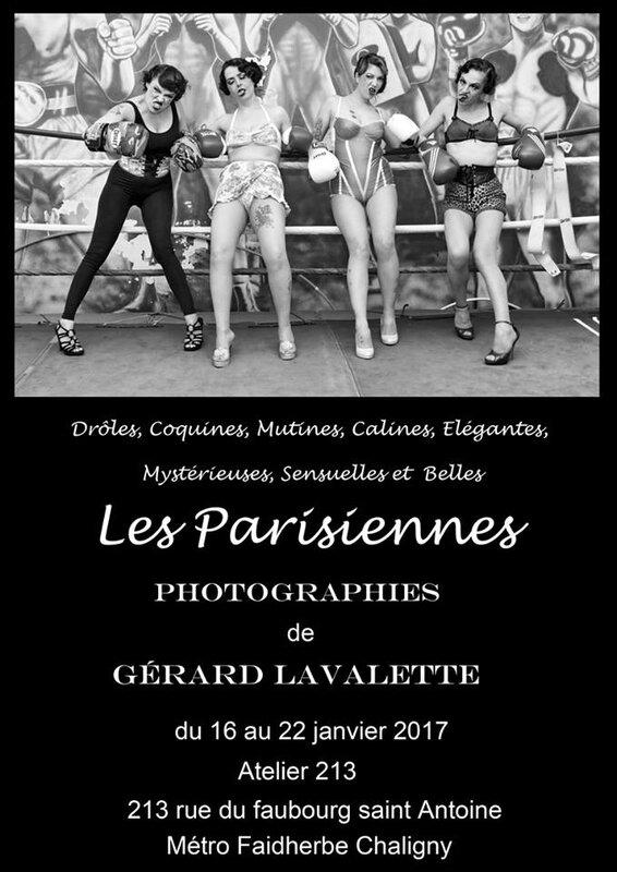 Expo Les Parisiennes Gérard Lavalette (1)
