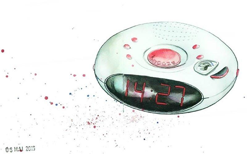 06 - A timepiece