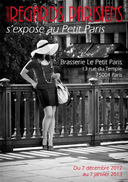 Affiche expo RP