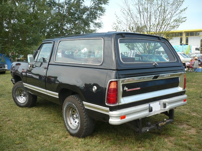 DODGE Ramcharger ST Madine (2)