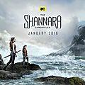 The shannara chronicles (eng) / les chroniques de shannara (fr) - série 2016 -mtv