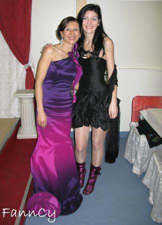La robe Gossip Girl