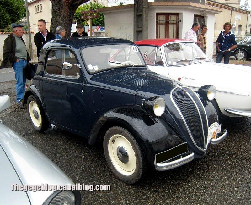 Simca 5 (1936-1949)(Rencard de Valreas mai 2014) 00