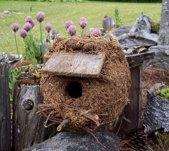 L 39 poque des nids le cottage de gwladys - Houses made from natural materials ...