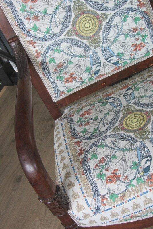 restaurer un fauteuil à Brest