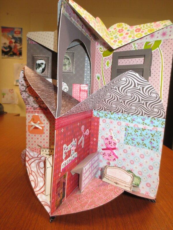 La maison dont toutes les petites filles rêveraient