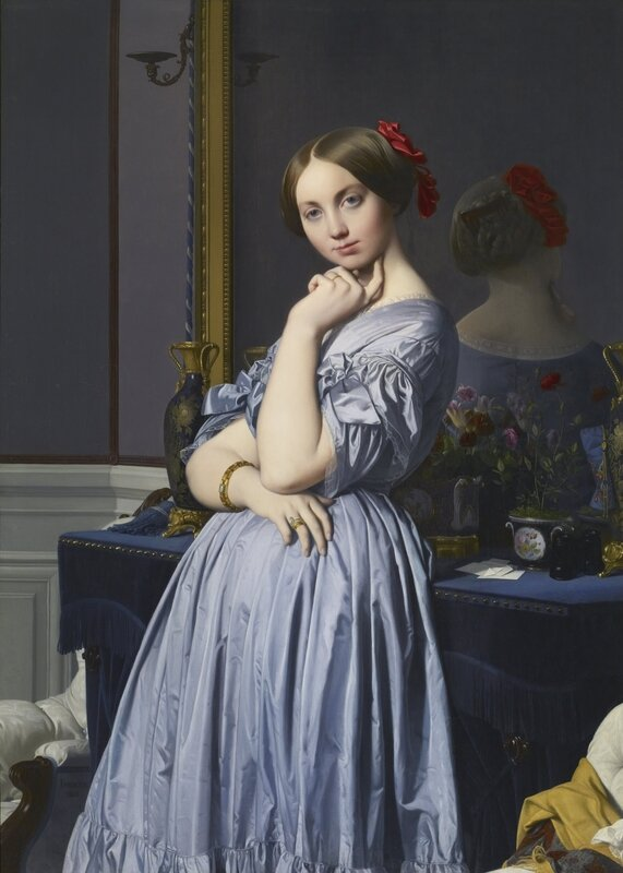 First monographic exhibition in Spain on the work of Ingres opens at the Museo del Prado