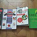 Achats de livres #3
