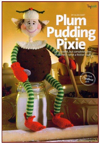 Traduction Plum Pudding Pixie - Alan Dart