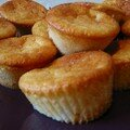 muffins poire-amande