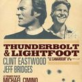 Cimino. thunderbolt and lightfoot. (le canardeur).1974.