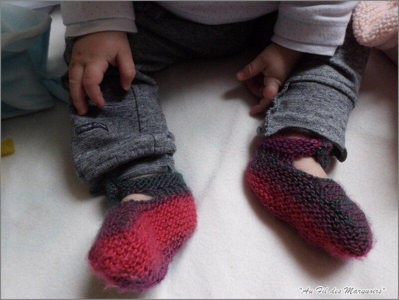 chaussons tous doux
