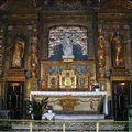 Sanctuaire Notre Dame de Betharram, intérieur