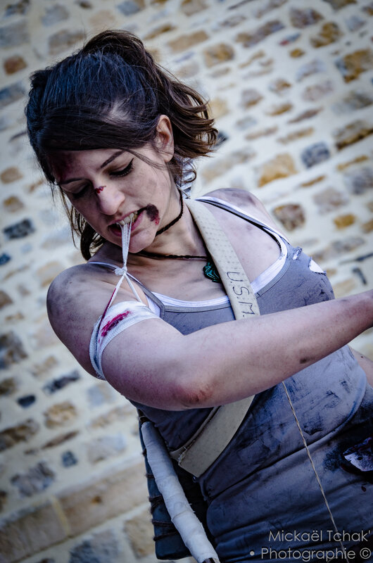Carolo Game Show 2017 - Cosplay - Lara Croft-14