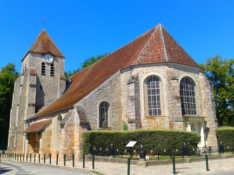 Eglise de Mortcerf