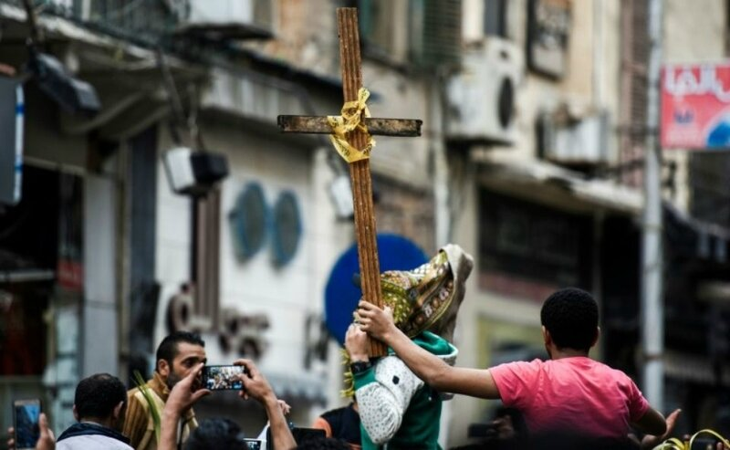 Coptes Egypte 1