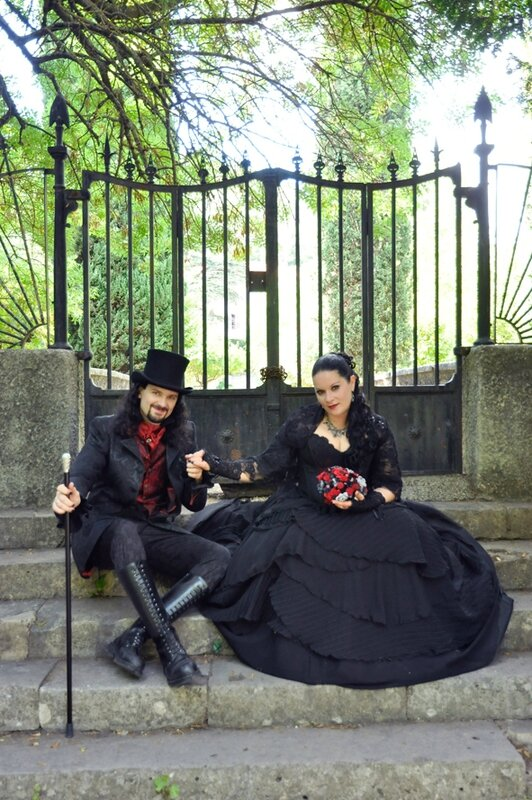 vampirique wedding3