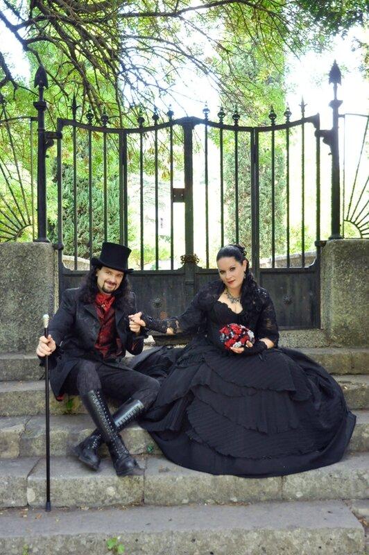 vampirique wedding3