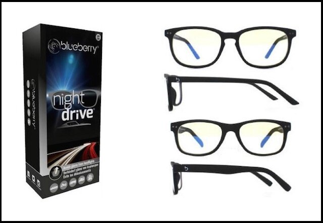 blueberry night drive lunettes nuit 2