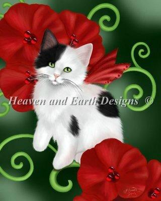 Ruby cat