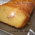 Le cake d'amour... de